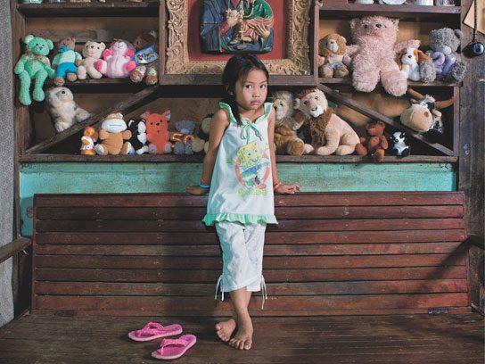 Allenah, age 4