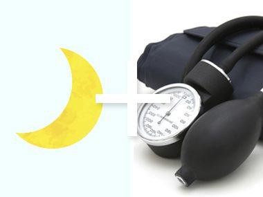 Best before bedtime: Blood pressure meds