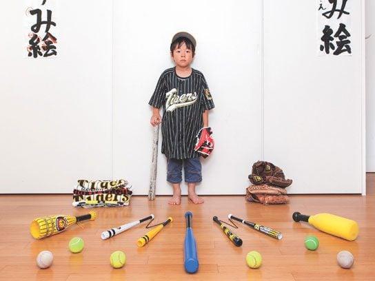 Shotaro, age 5