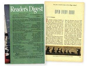 August 1949 RD Classics