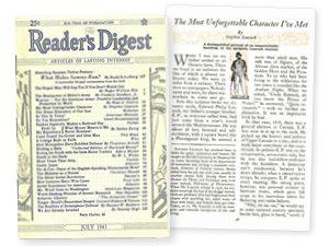 July 1941 RD Classics