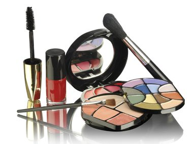 The main difference between designer cosmetics and their drugstore counterparts?