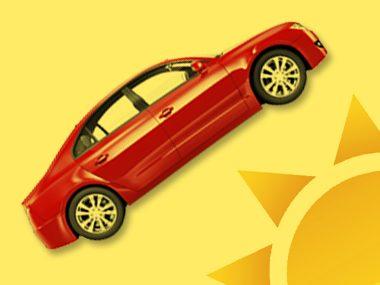car tips for summer hot car