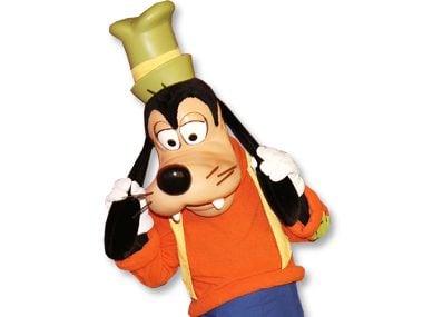 Answer: B. Goofy