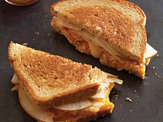 Grilled Kimcheese