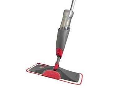 Spray mop solution