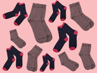 Myth: Don't leave socks on when getting intimate