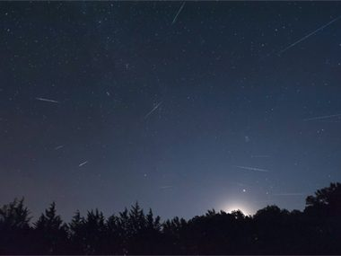 Delta Aquarid and Perseids Meteor Showers