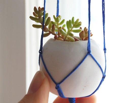 Teeny Clay Pots