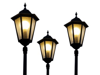 Install more street lights
