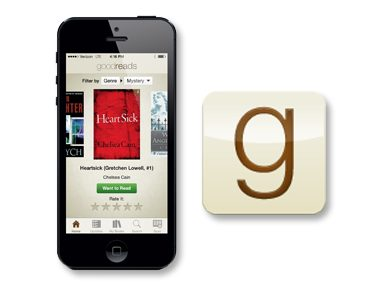 how to read a book in goodreads app