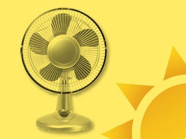 car tips for summer broken ac fan