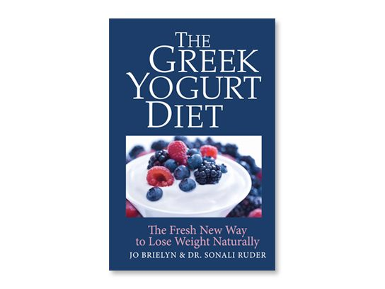 greek yogurt diet book