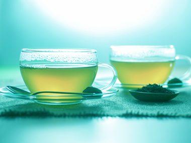 UTI home remedy: Green tea