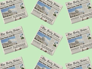 33 ways deal newspapers