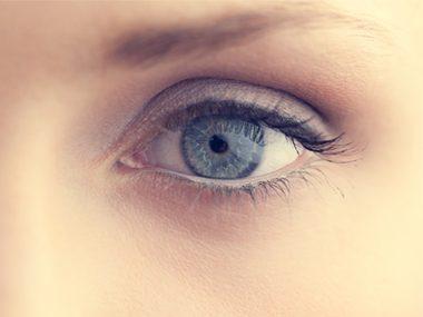 Here's a trick to make you look fresh and awake: