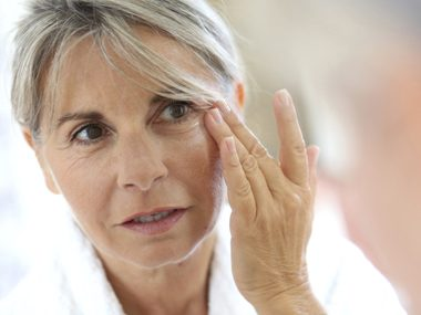 Sorry, but there's no over-the-counter cream that actually fixes wrinkles.