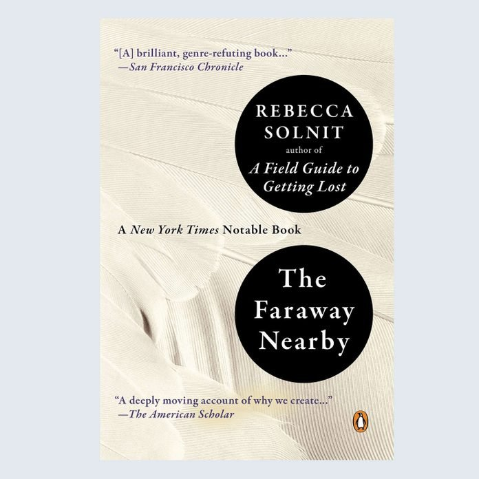 The Faraway Nearby by Rebecca Solnit