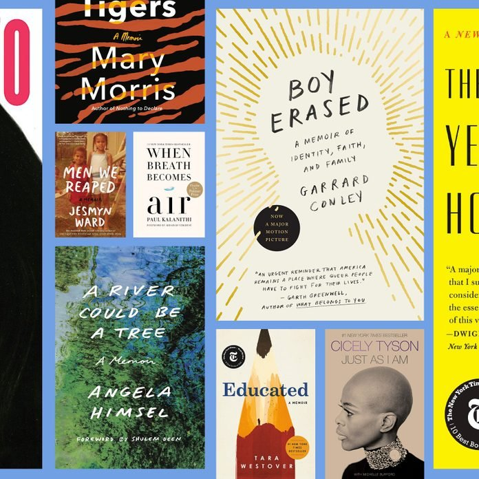 Collage of book covers from this list