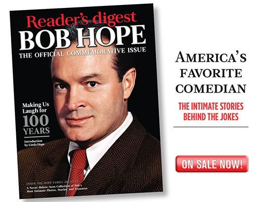 Ladies and Gentlemen, Bob Hope