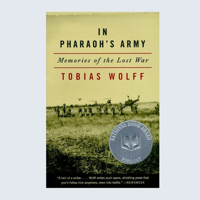 In Pharoah's Army: Memories of the Lost War by Tobias Wolff