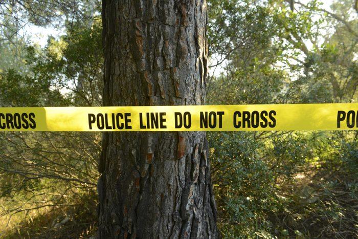 crime scene_husband vanished