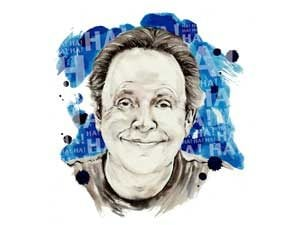 billy crystal illustration