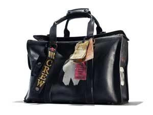 pilot's bag