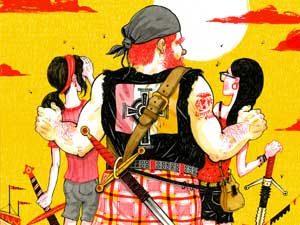 uncle gutta illustration