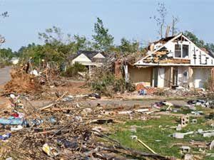 The Storm and the Tide: From Football Champs to Tornado Heroes