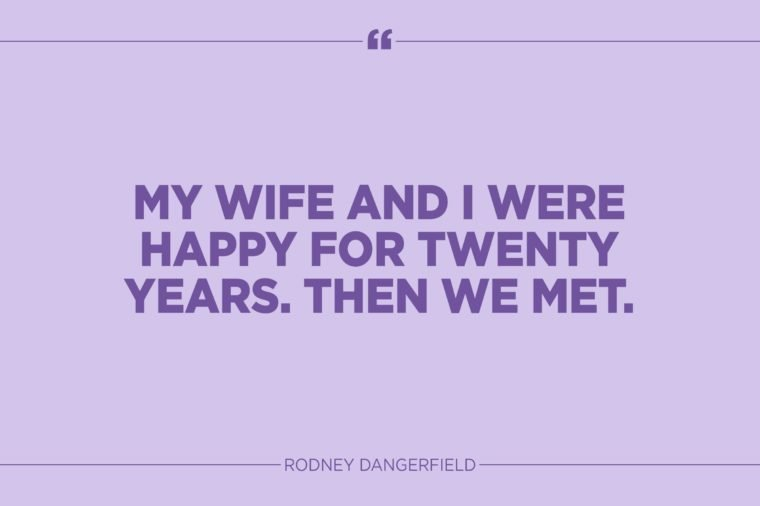 15 Funny Marriage Quotes That Might Actually Be True