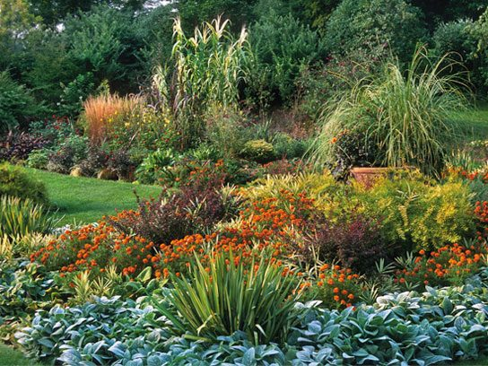 Canticleer Garden; Wayne, PA