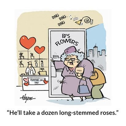8 Funny Cartoons About Getting Older | Reader's Digest