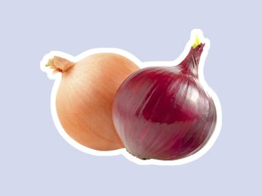Eat onions.