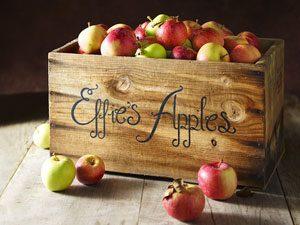 effies apples box