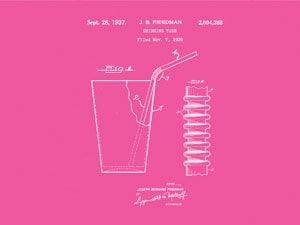 straw patent