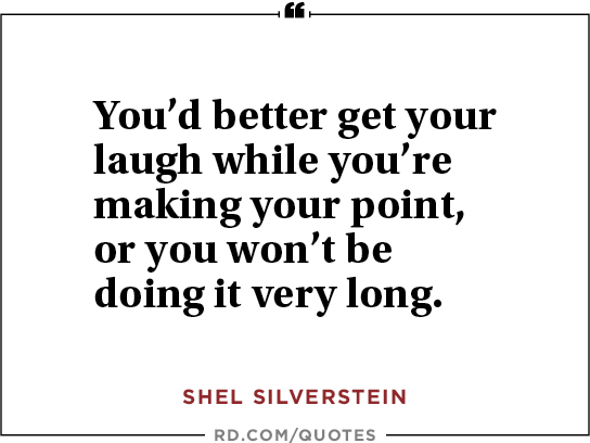 11 Motivational Quotes From Shel Silverstein: Shel Silverstein Quotes. QuotesGram