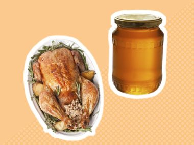 Secret ingredient for turkey: honey