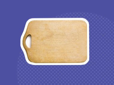 Your cutting board