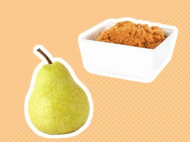 Secret ingredient for sweet potatoes: pears