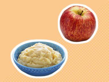 Secret ingredient for mashed potatoes: apples