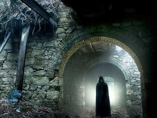 supernatural dark figure