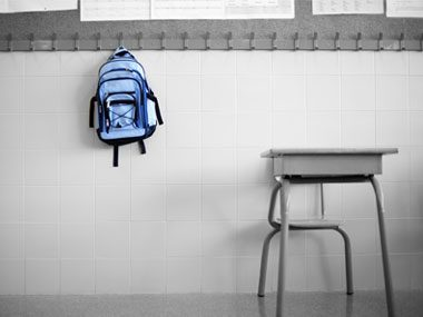 Some homeschoolers have formal lesson plans, report cards, and even a bell to start the school day.