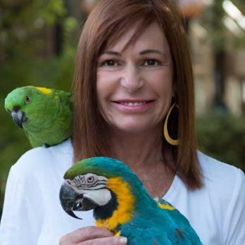 Why Does This Woman Have 362 Exotic, Endangered Birds Living In Her Backyard?