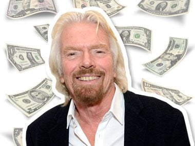 a biography and successes of richard branson the chief executive of the virgin group It was a present from the group's founder and his boss for nearly two decades, richard branson and it is decorated with a photo of branson pulling open his shirt in a clarke kent-type pose.