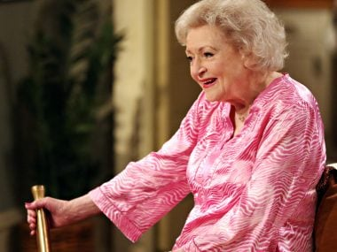 "Betty White's 6 Best Zingers on ""Hot in Cleveland"""