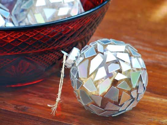Recycle old cds into these 7 gorgeous crafts reader 39 s digest - Top uses for old cds and dvds unbounded ideas ...