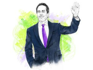 11 Jerry Seinfeld Quotes on Comedy, Confidence, and His 3 Rules for Living