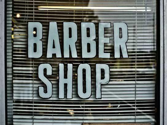 Stolen Moments from America's Hidden Gems: Barbershops