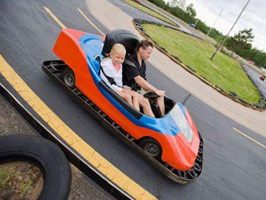 Go-Kart Dad